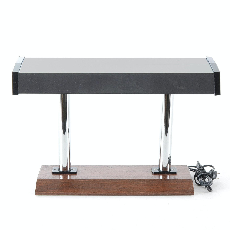Mid-Century Fluorescent Desk Lamp