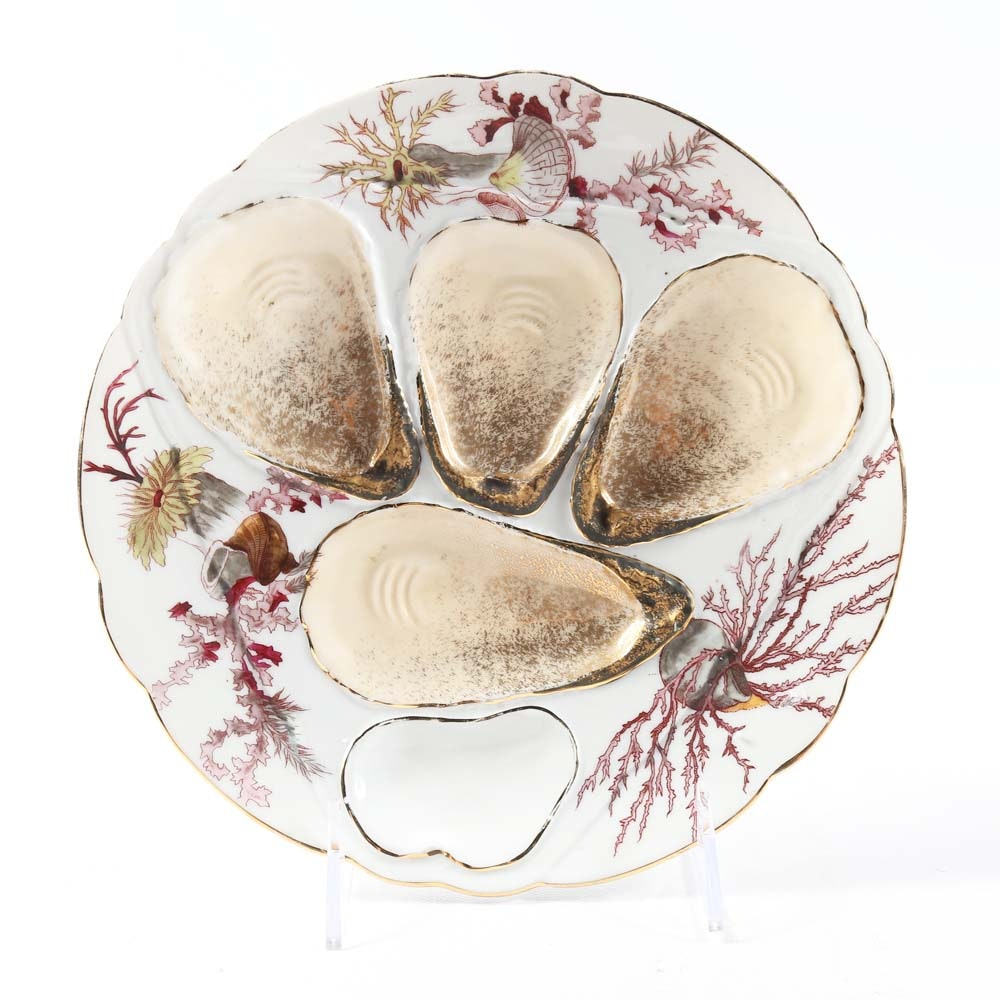 Weimar Oyster Plate