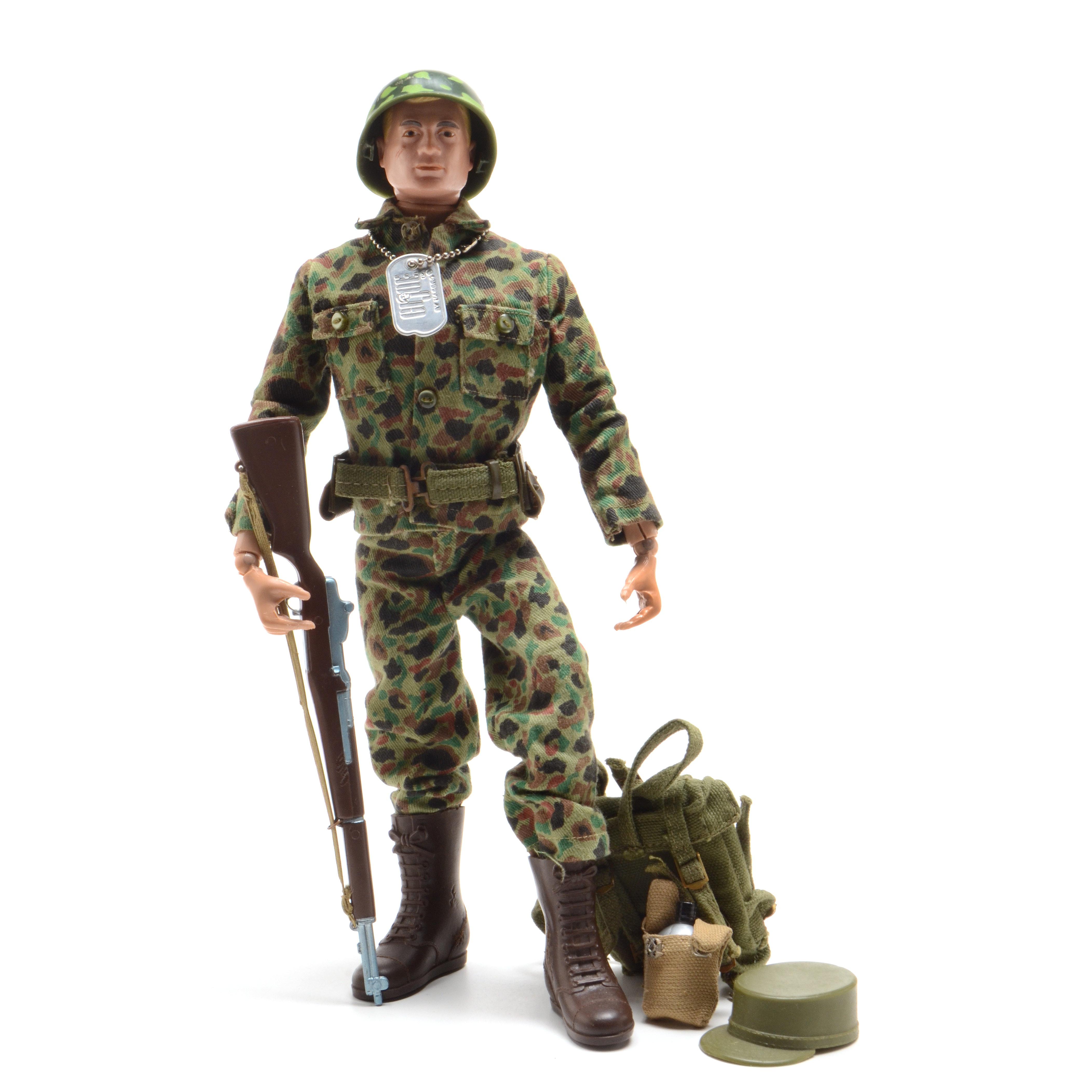 "1964 Hasbro GI Joe ""Action Marine"""
