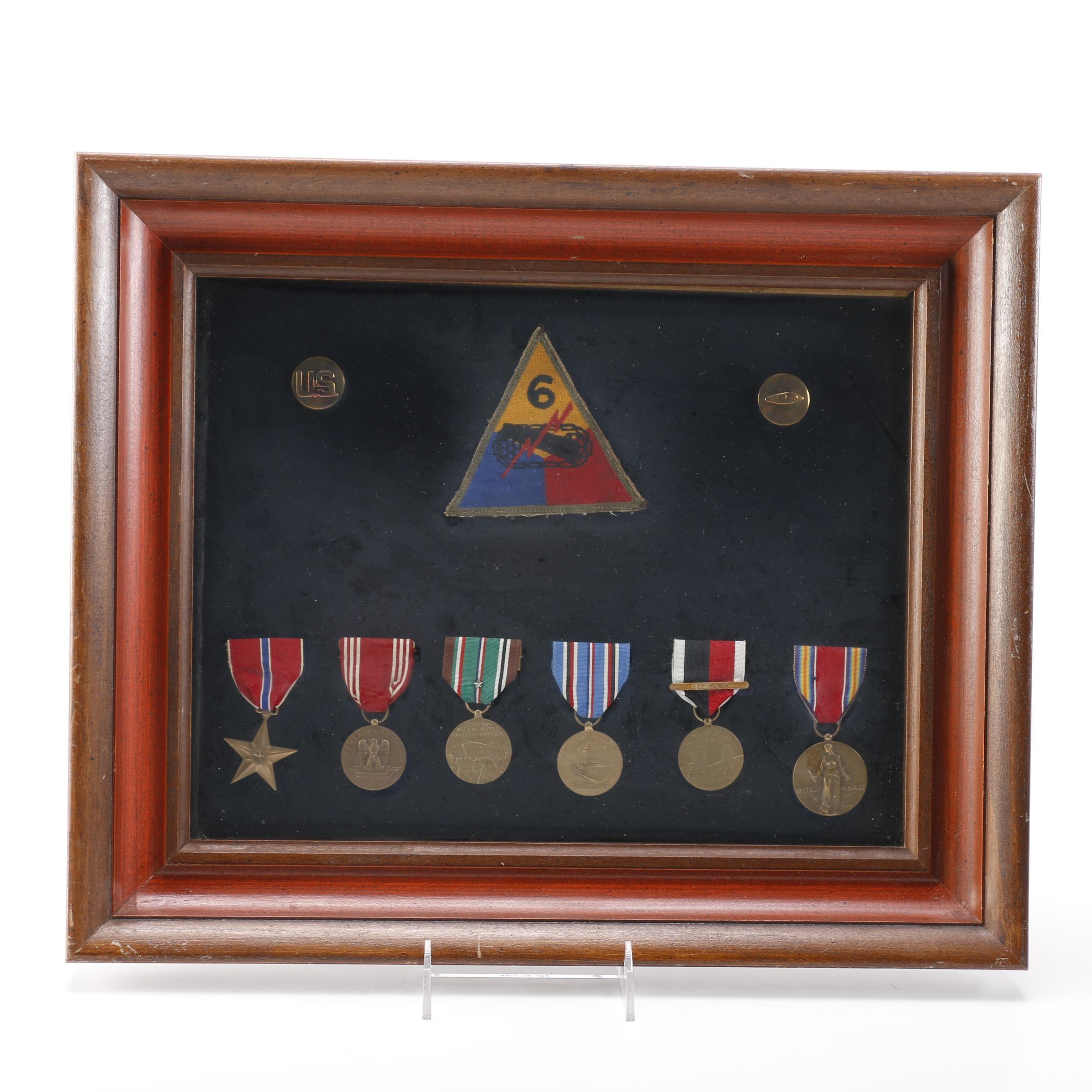 World War II Decorations