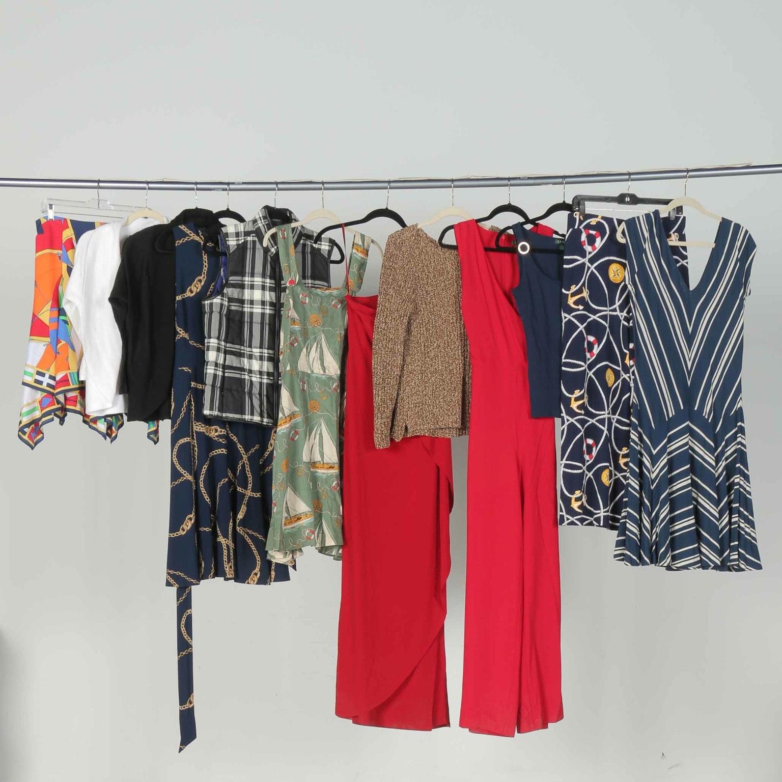 """Women's Clothing Including """"Lauren"""" by Ralph Lauren"""
