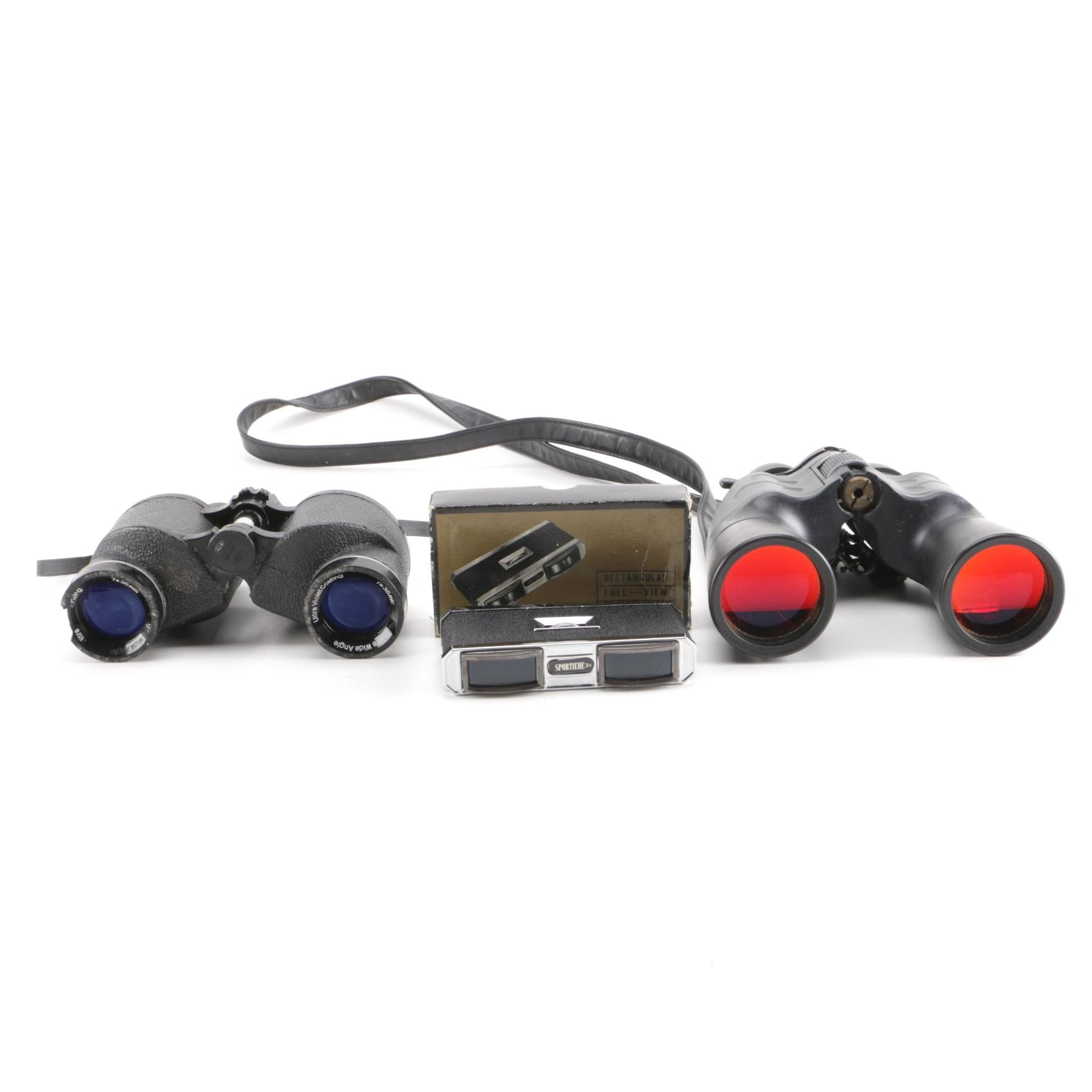 Japanese Binoculars
