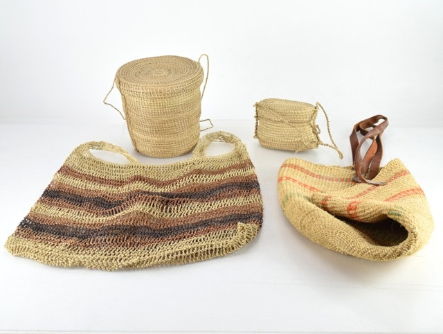 South American Totes and Baskets