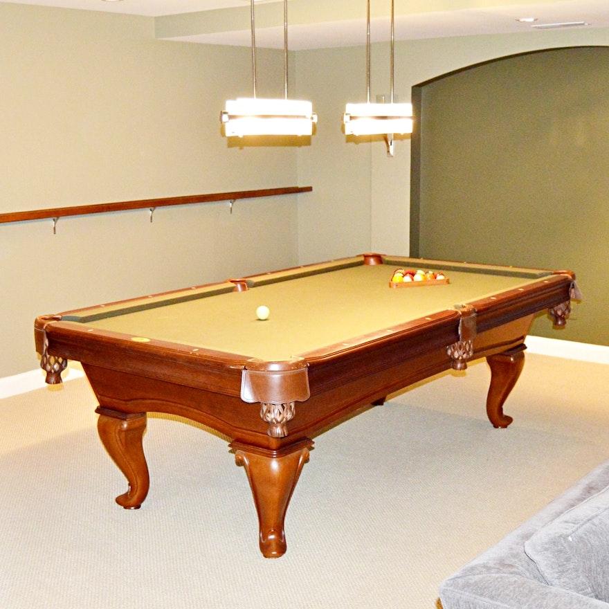 Thomas Aaron Pool Table EBTH - Thomas aaron pool table