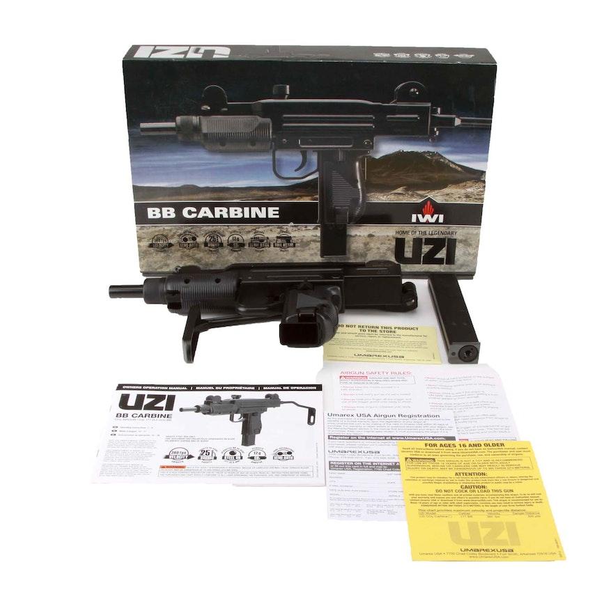 Umarex Replica Uzi Carbine BB Gun
