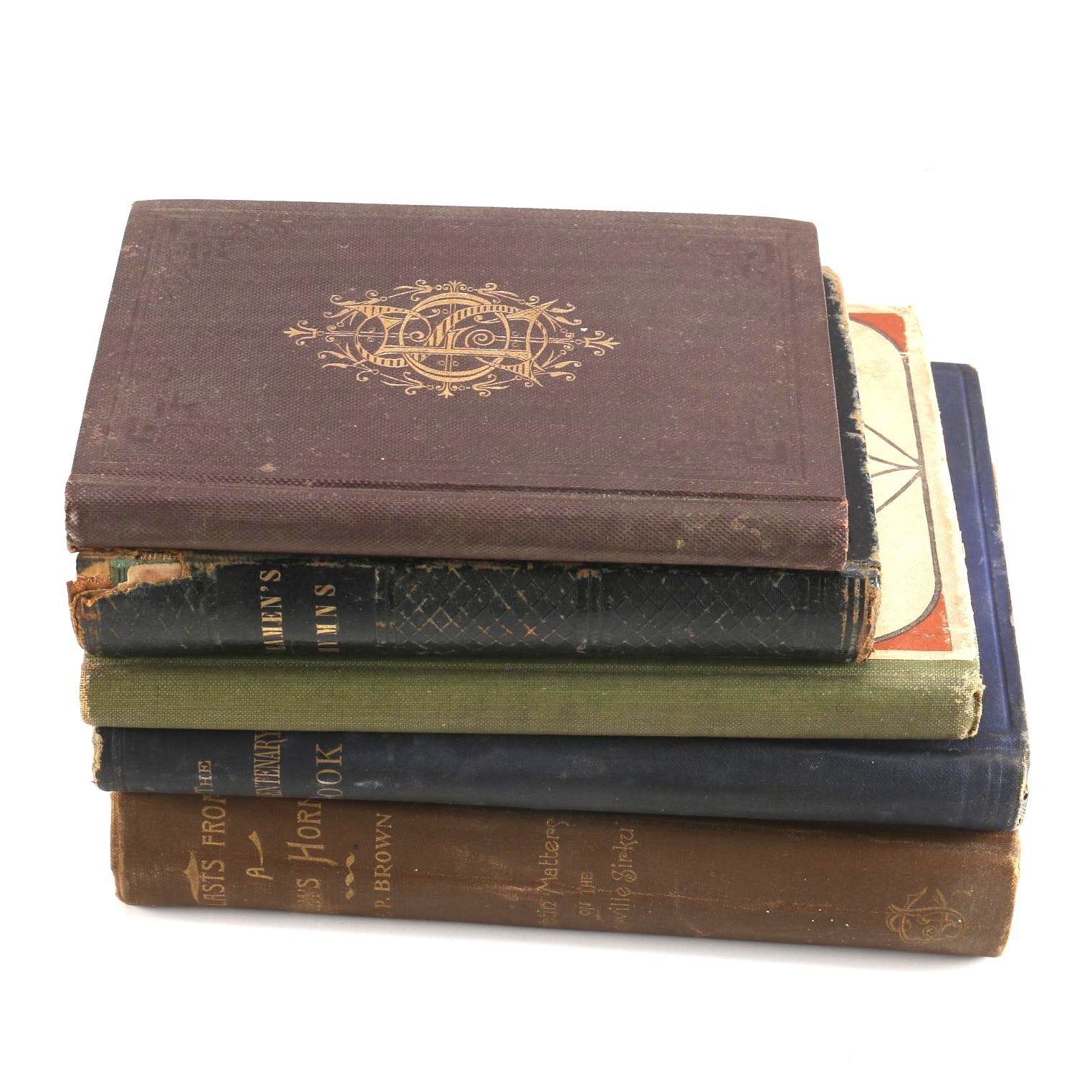 Collection of Religious Books