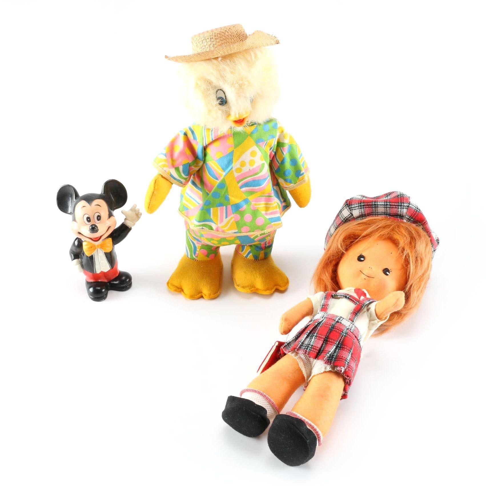 Mid 20th Century Toys