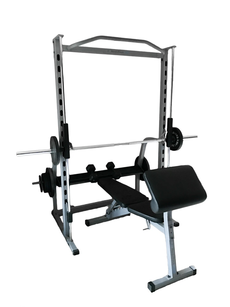 NordicTrack Strength Machine With Weights