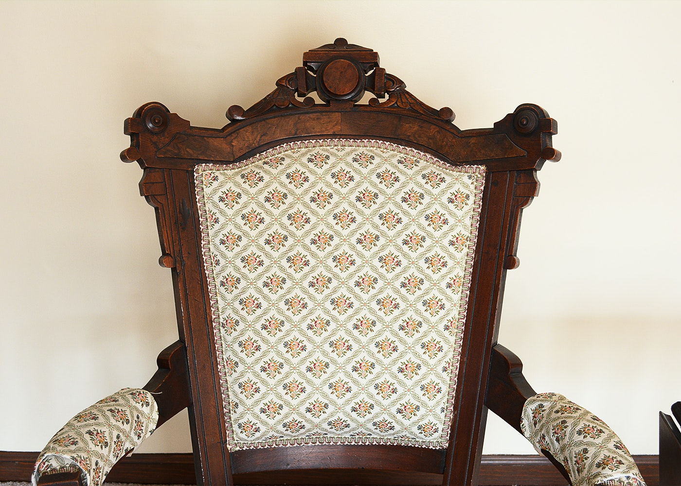 Late 19th Century Eastlake Armchair