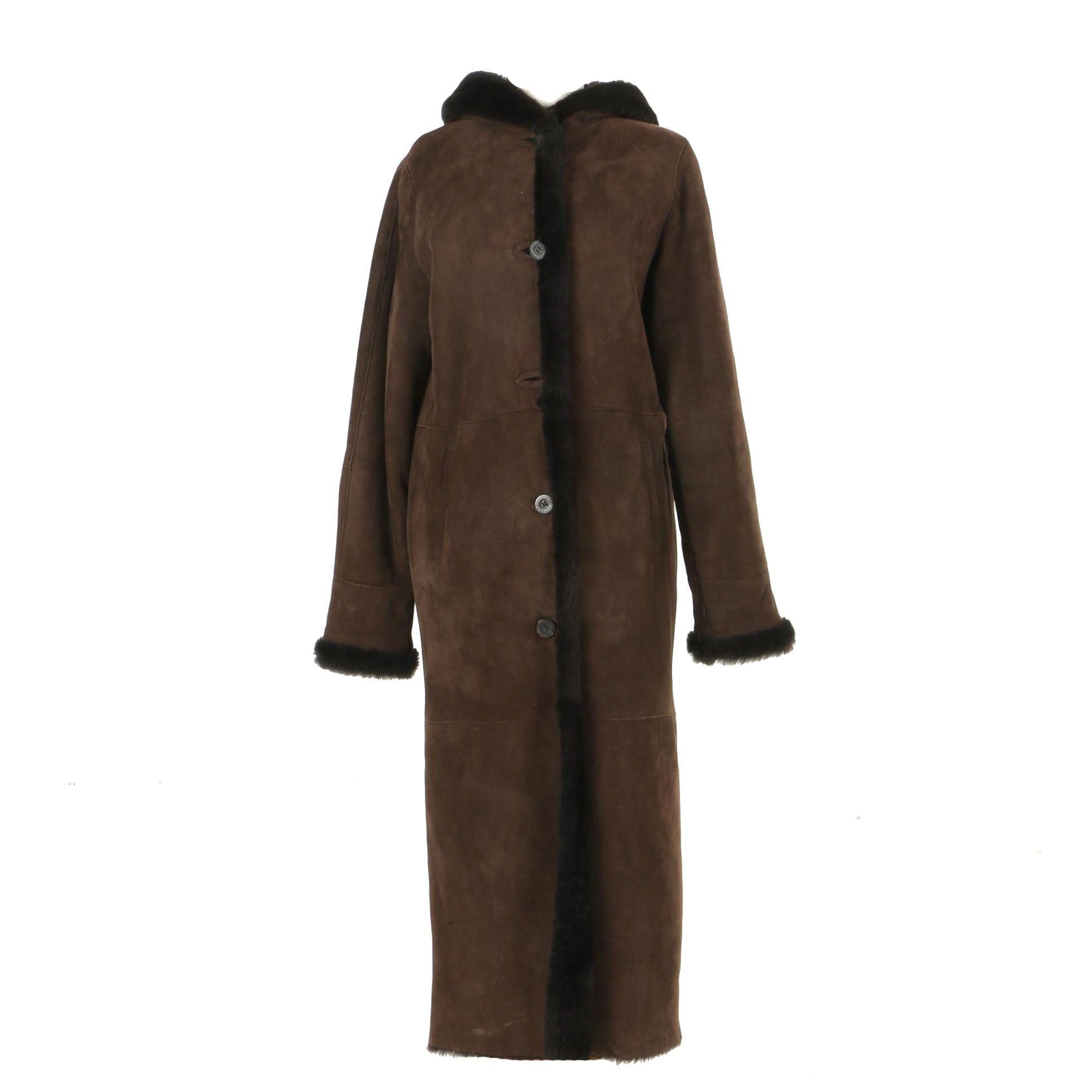 Jekel Shearling Coat