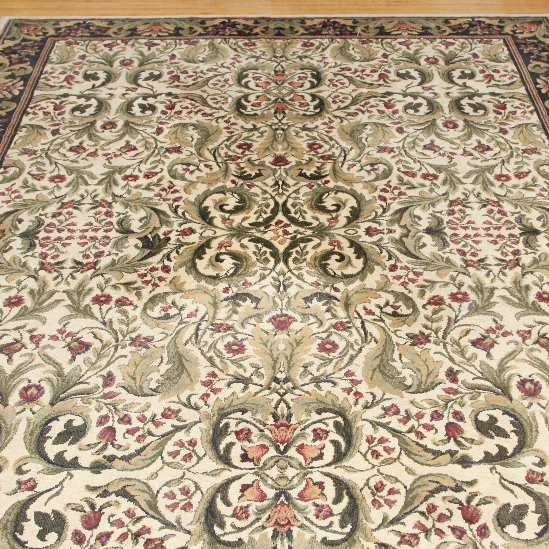 Grand Legacy Celebration Collection Area Rug