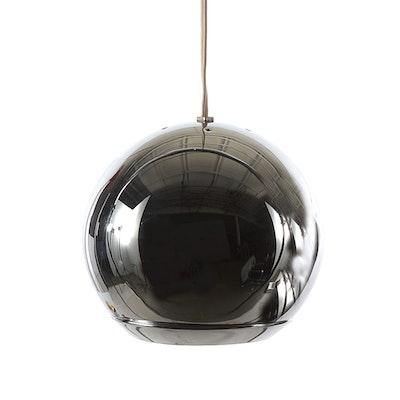 Chromed Sphere Light