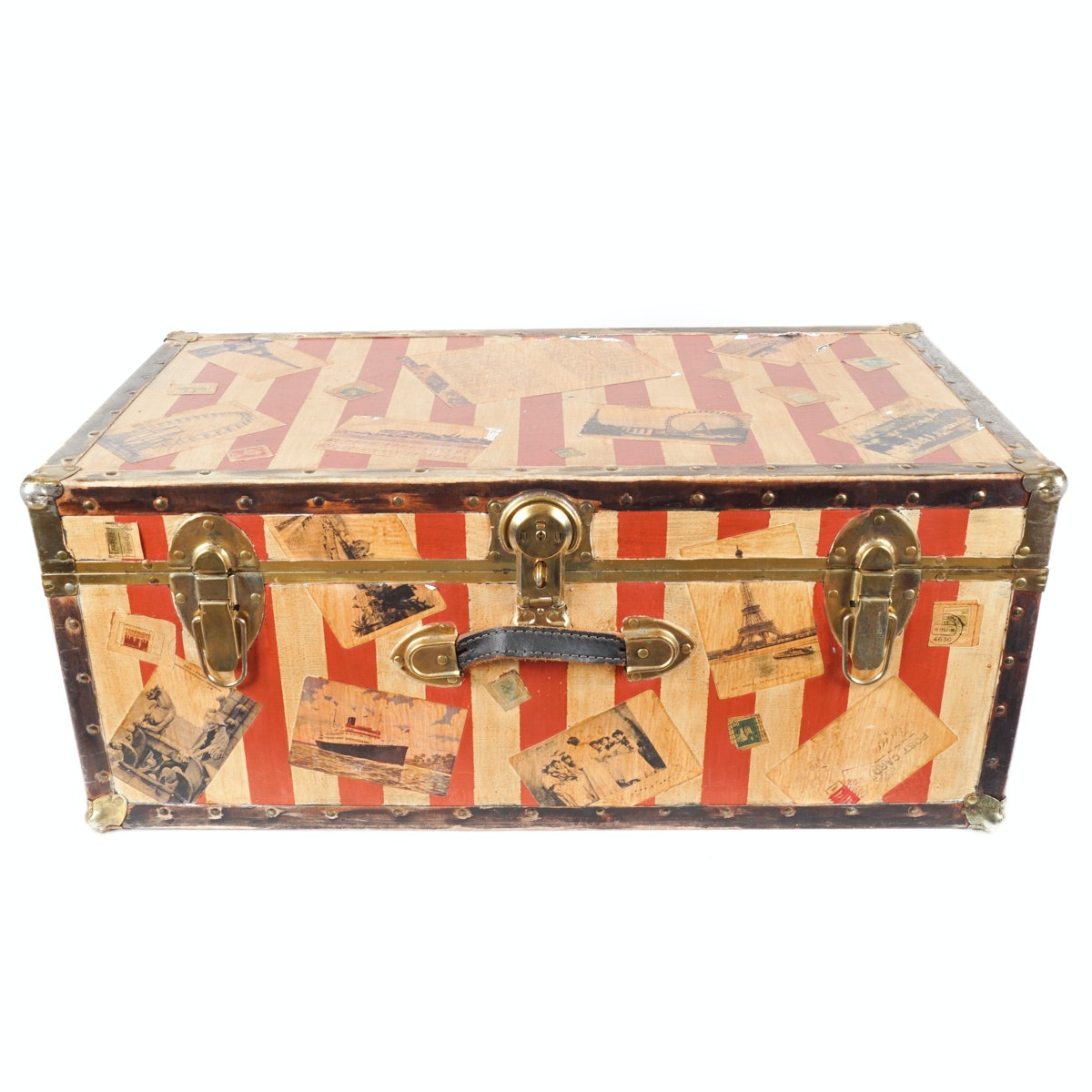 European Decor Trunk