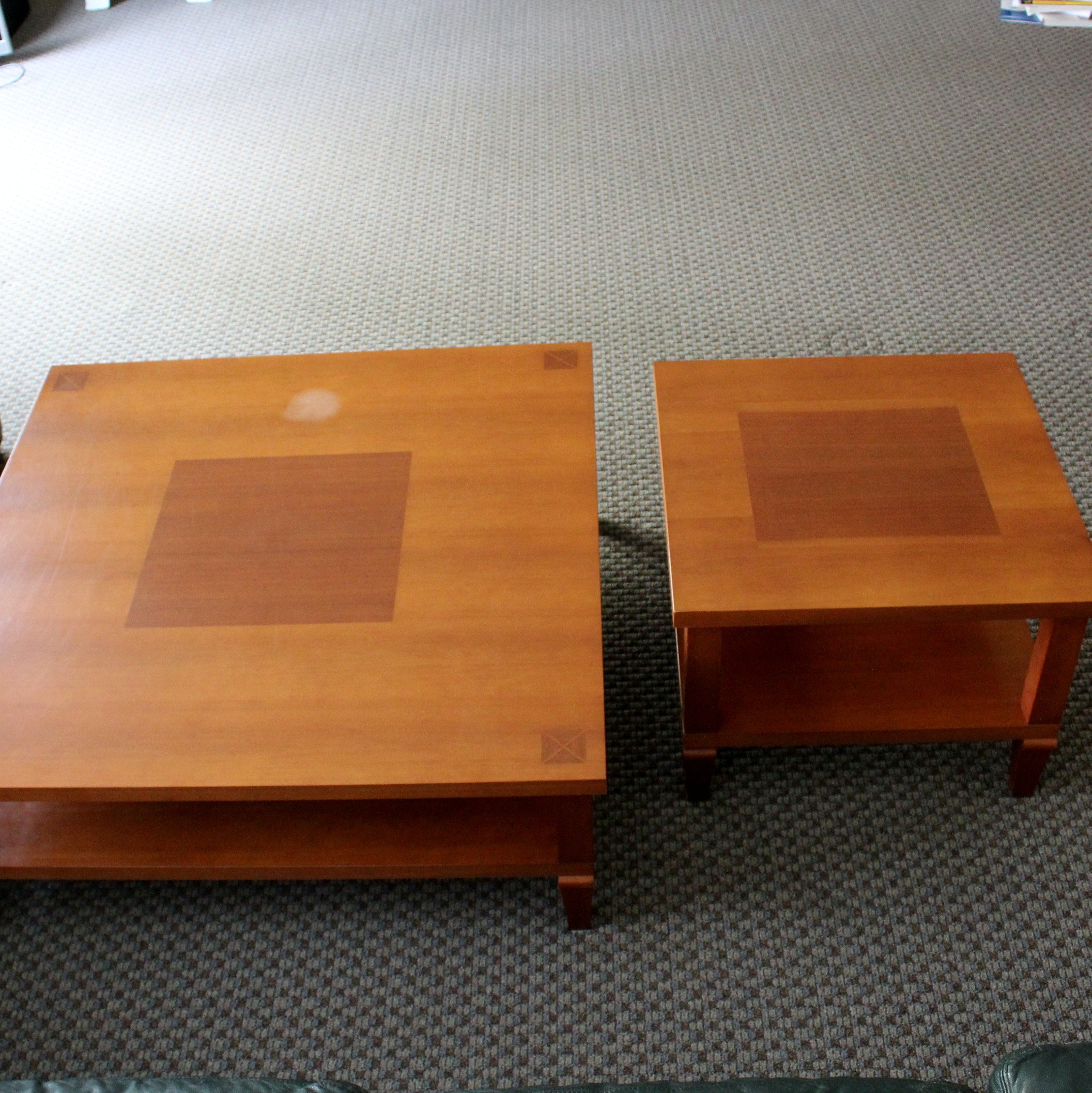 Roche Bobois Coffee and End Table
