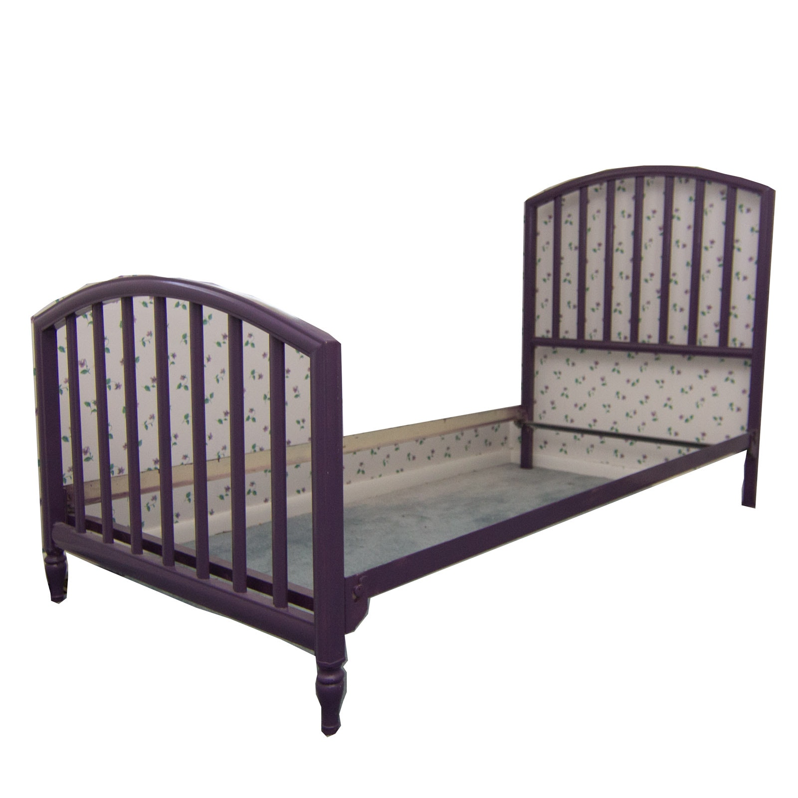 Size Twin Metal Bed Frame