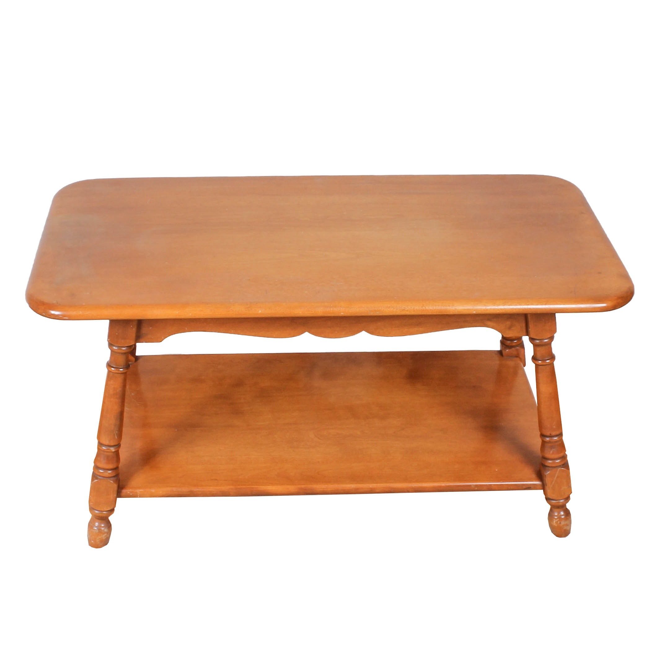 Vintage Heywood Wakefield Coffee Table