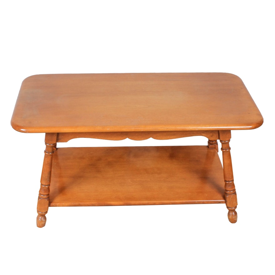Vintage Heywood Wakefield Coffee Table