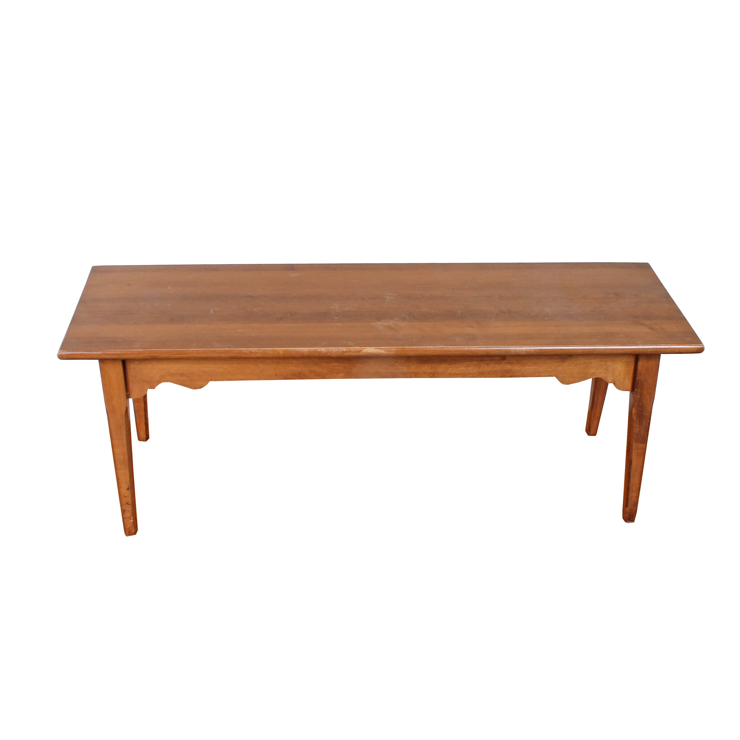 Vintage O'Hearn Maple Coffee Table