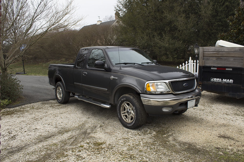 2003 Ford Heritage Edition F 150 Pickup Truck Ebth