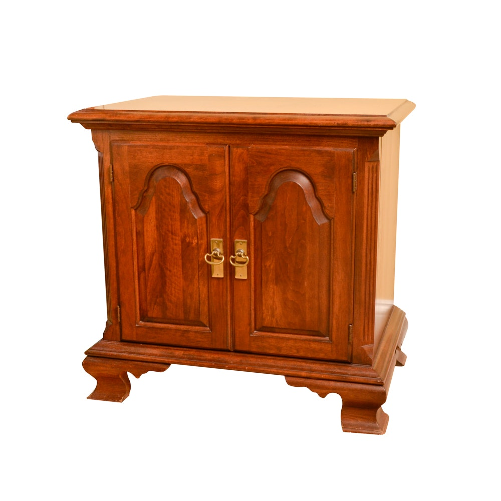 Georgian Style Nightstand by Pennsylvania House
