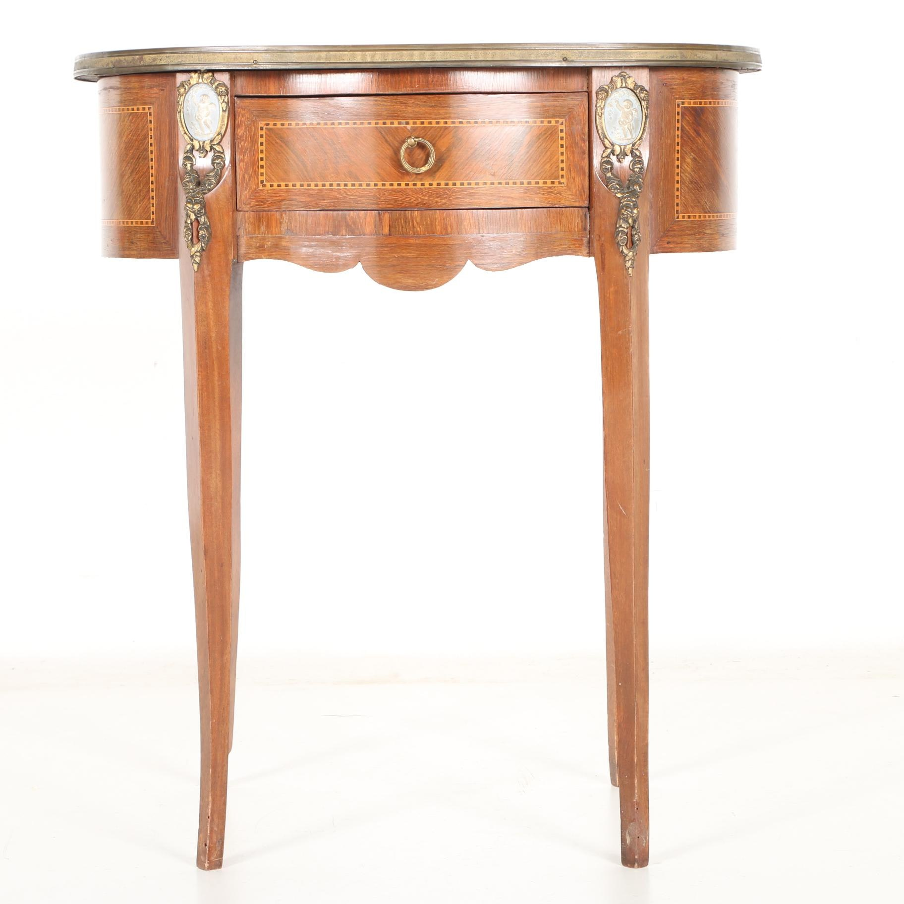 French Louis XV Side Table