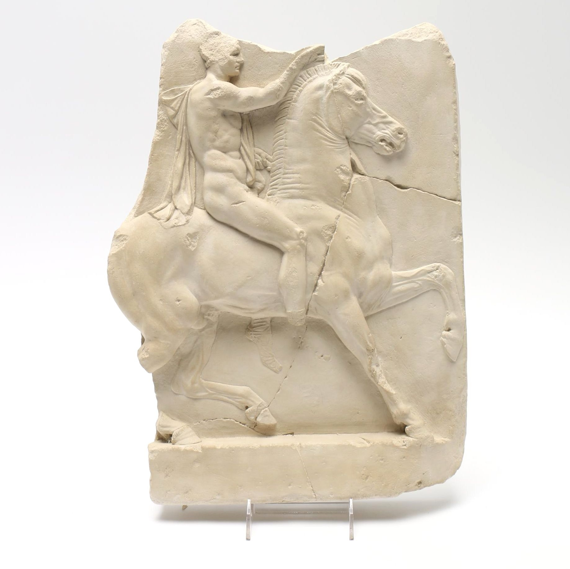 Reproduction Greek Relief