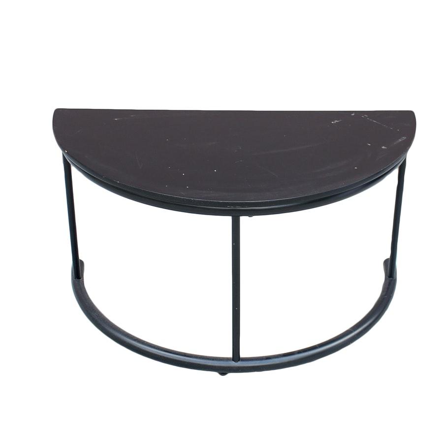 Bon Half Circle Side Table ...
