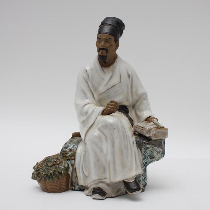 Chinese Shiwan Ware Figurine