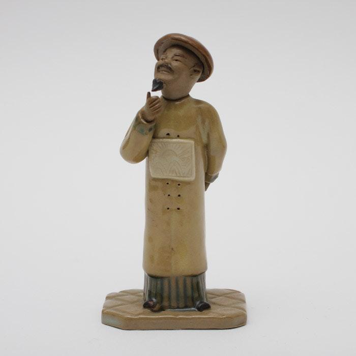 Chinese Shiwan Ware Style Figurine