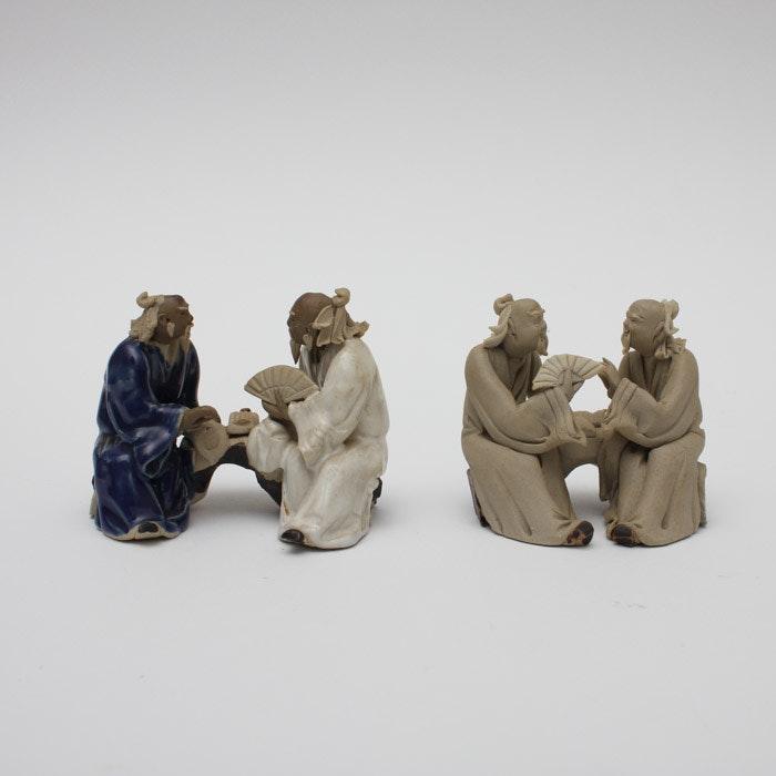 Shiwan Ware Figurine