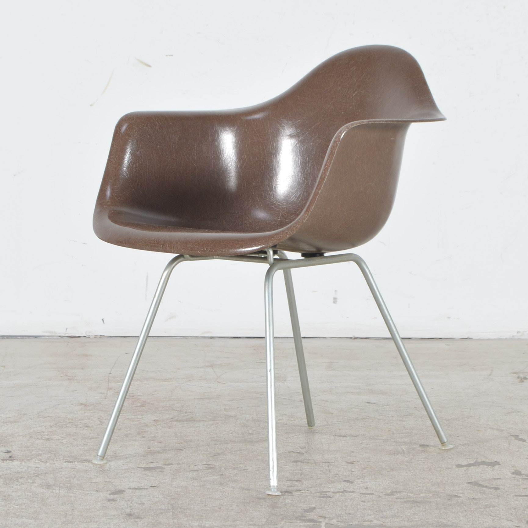 Molded Fiberglass Shell Chair By Eames For Herman Miller ...