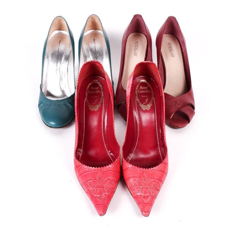 Assortment of Women's Dress Shoes