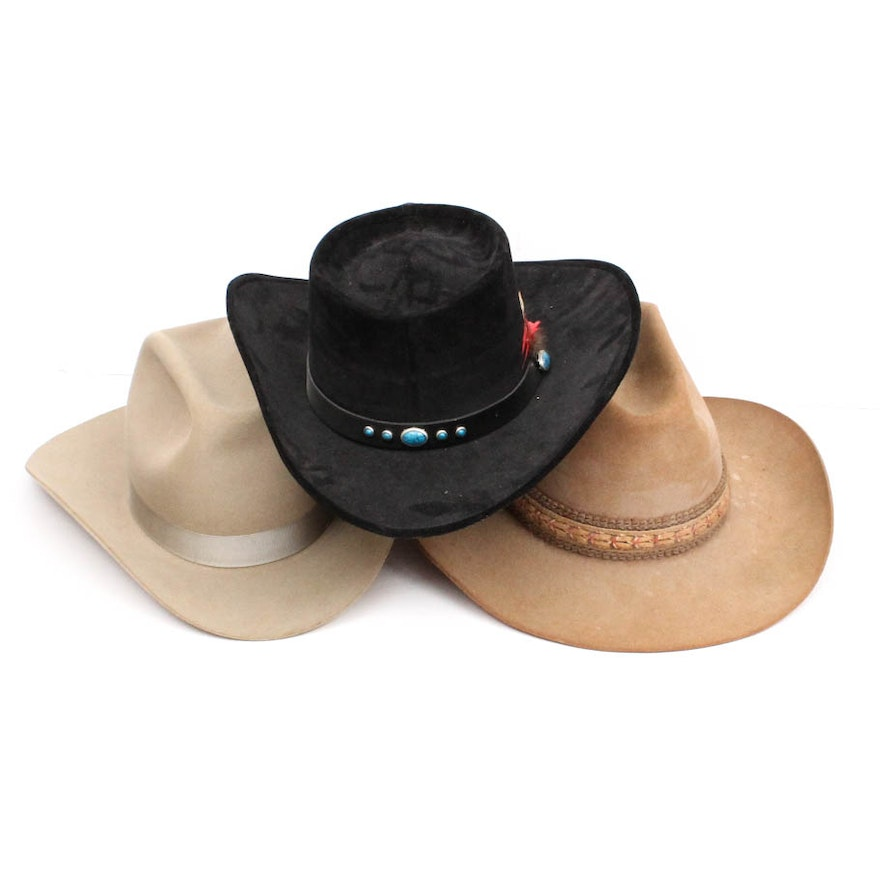 6b96d3a4b96f8 Collection of Stetson