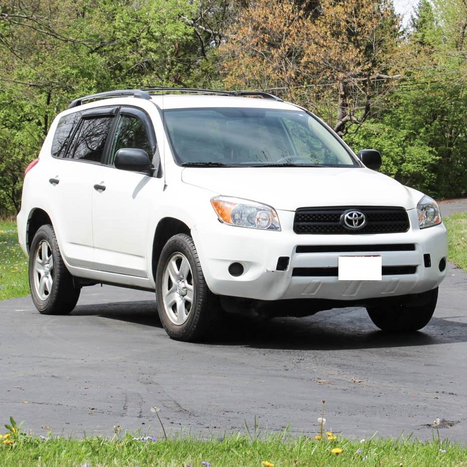2008 Toyota Rav4 Compact Crossover SUV