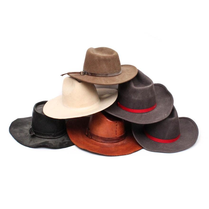 ed7f31cda4284 Collection of Men s Cowboy Hats   EBTH