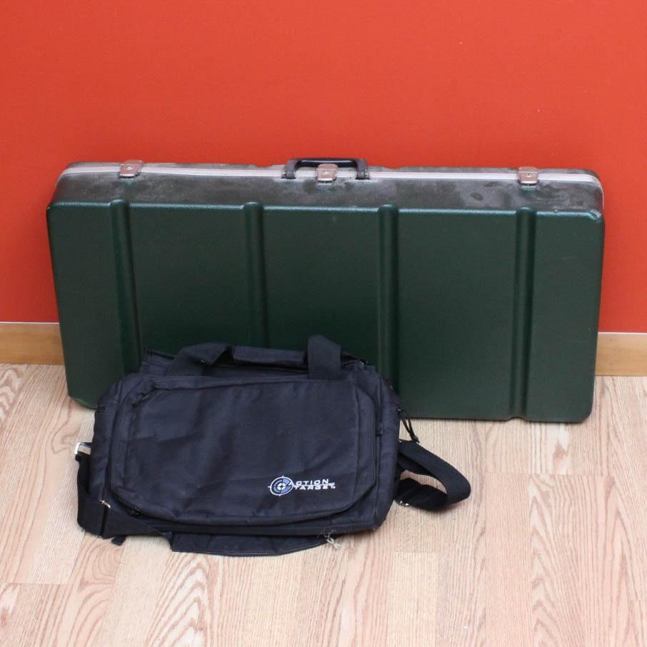 Rifle Case and Range Bag