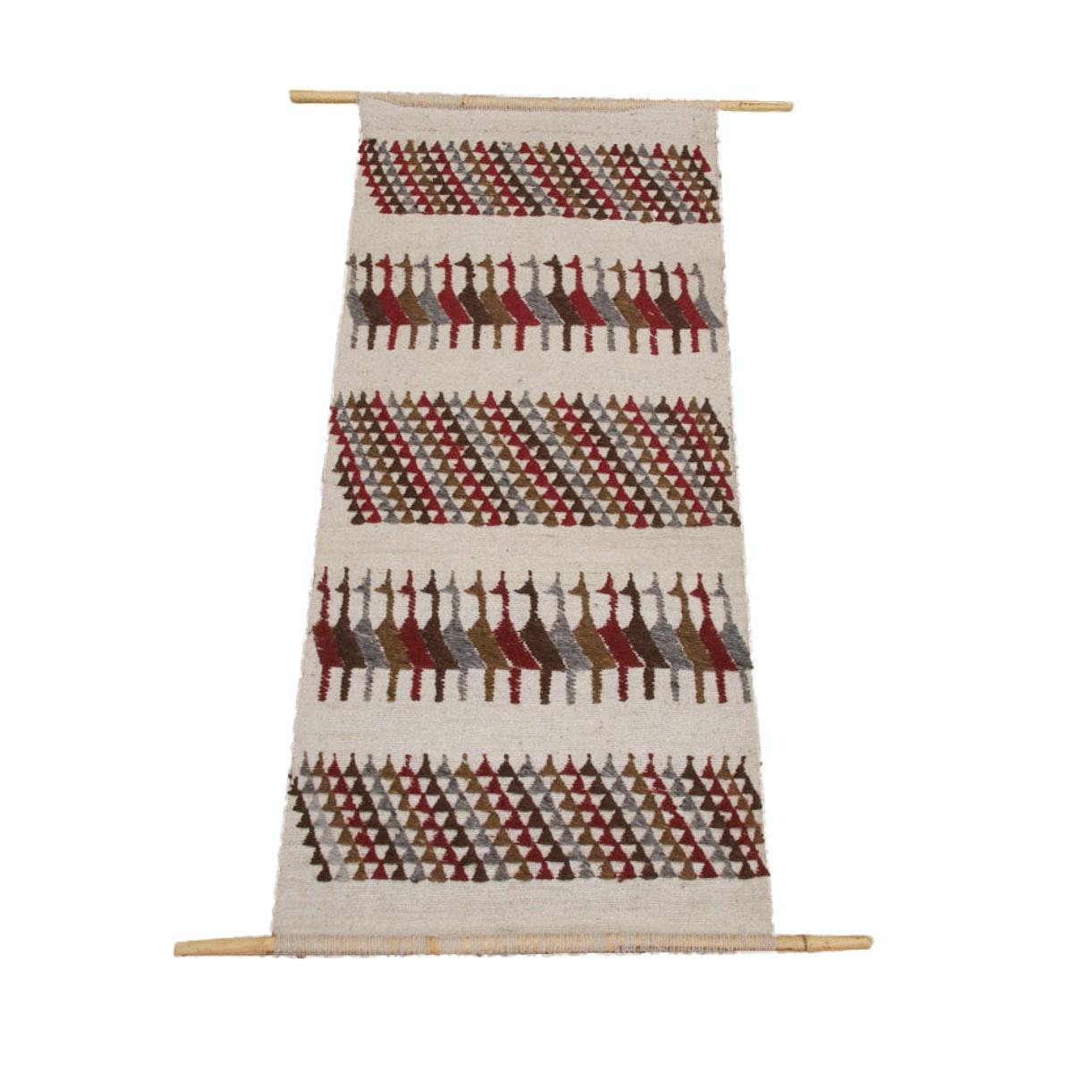 Handwoven Mexican Textile