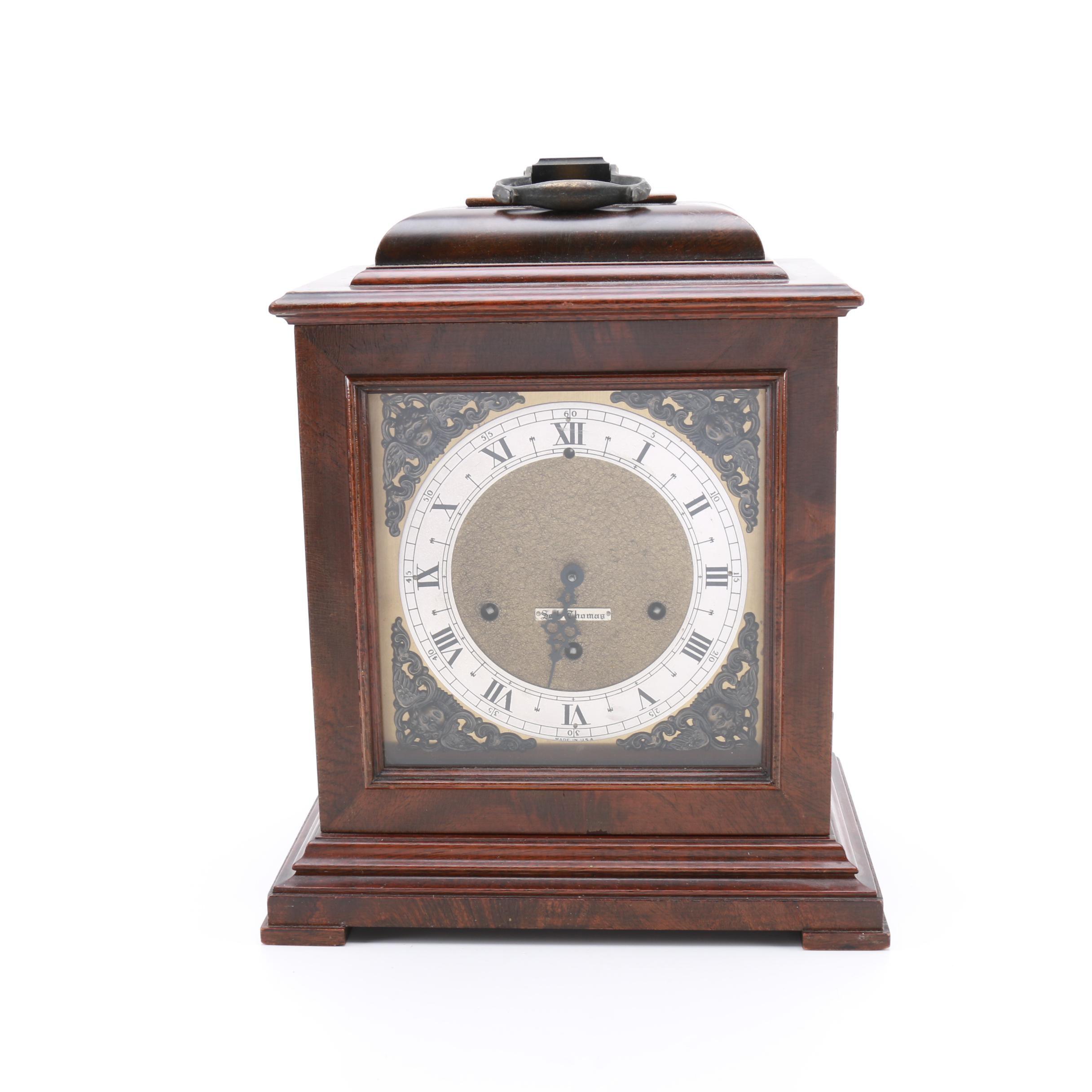 1949 Seth Thomas Westminster Chime Mantel Clock