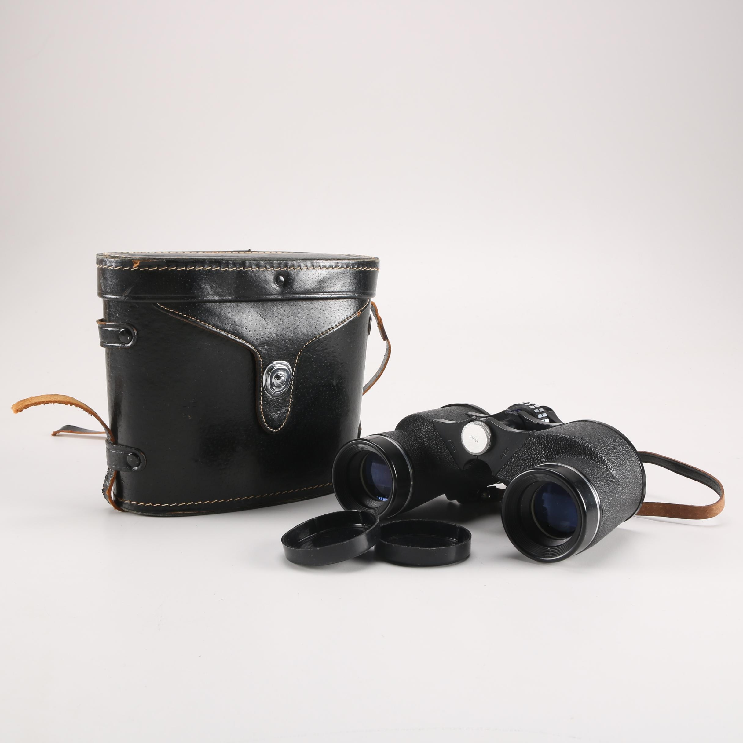Tasco Adjustible Magnification Binoculars