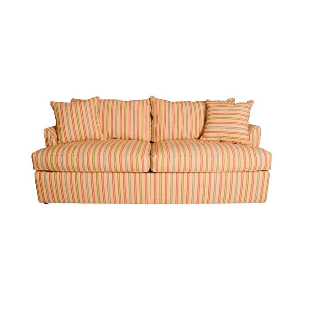 Attirant Ethan Allen Sleeper Sofa ...