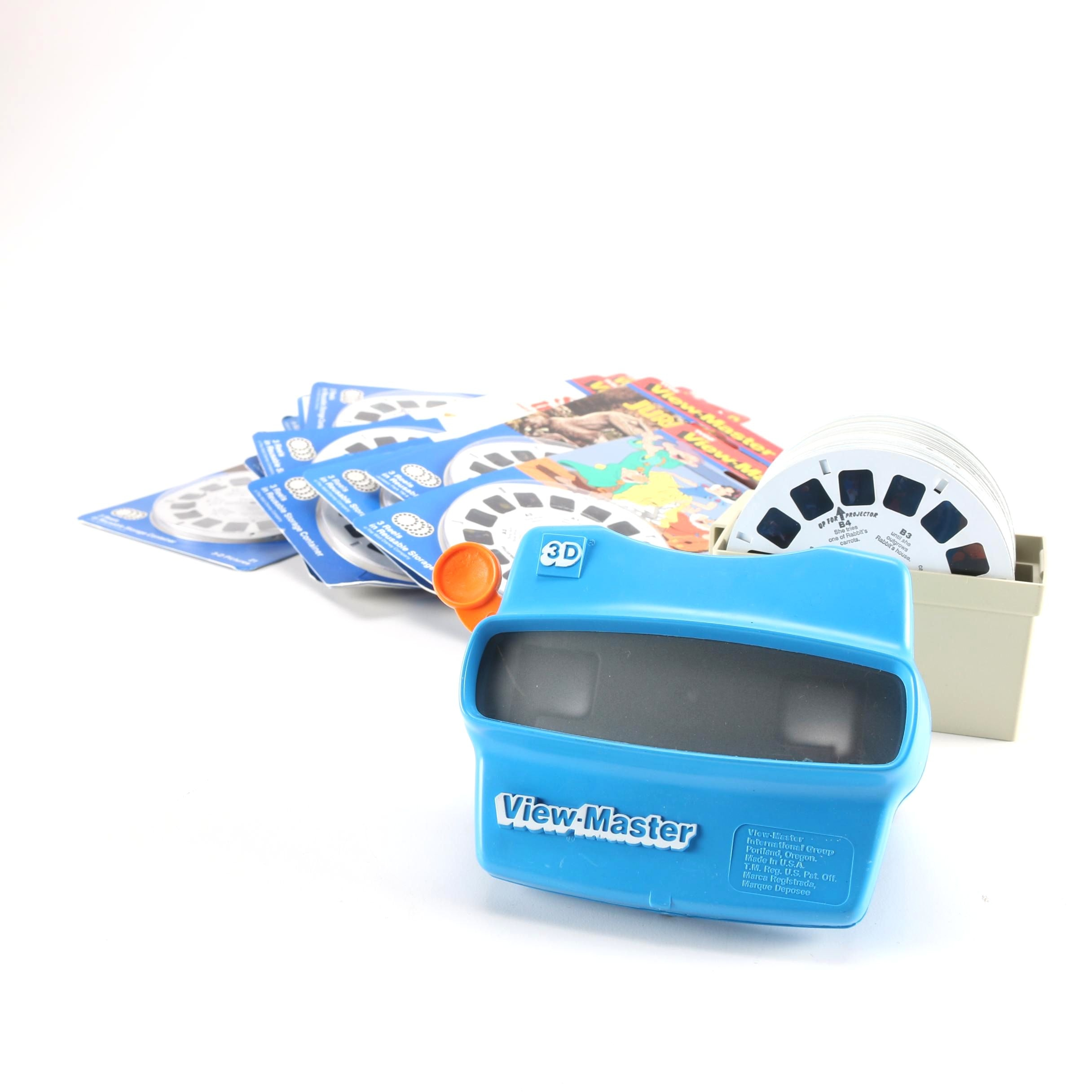 View-Master with Slides
