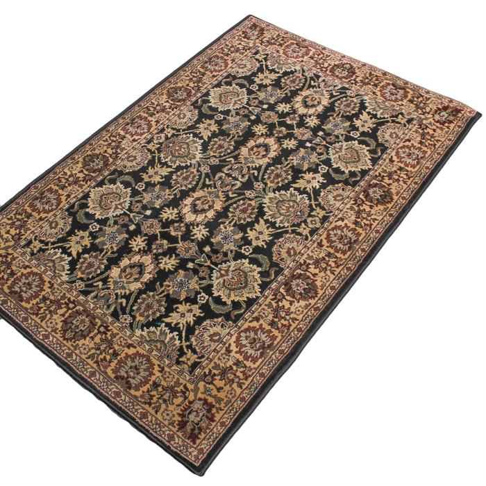 """Black And Tan Area Rugs oriental weavers """"regal traditions"""" black and tan area rug : ebth"""