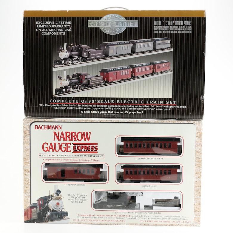 Bachmann Narrow Gauge Express Train Set