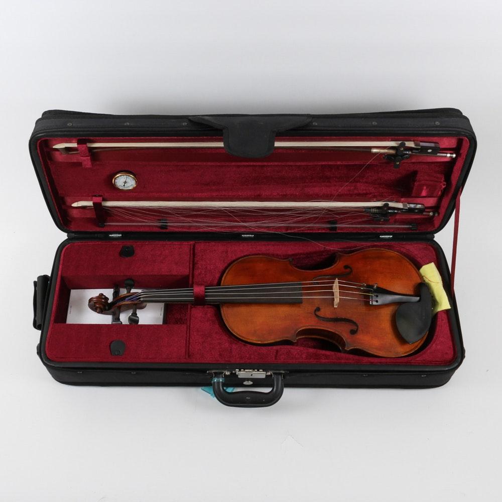 Rudolph Doetsch Viola