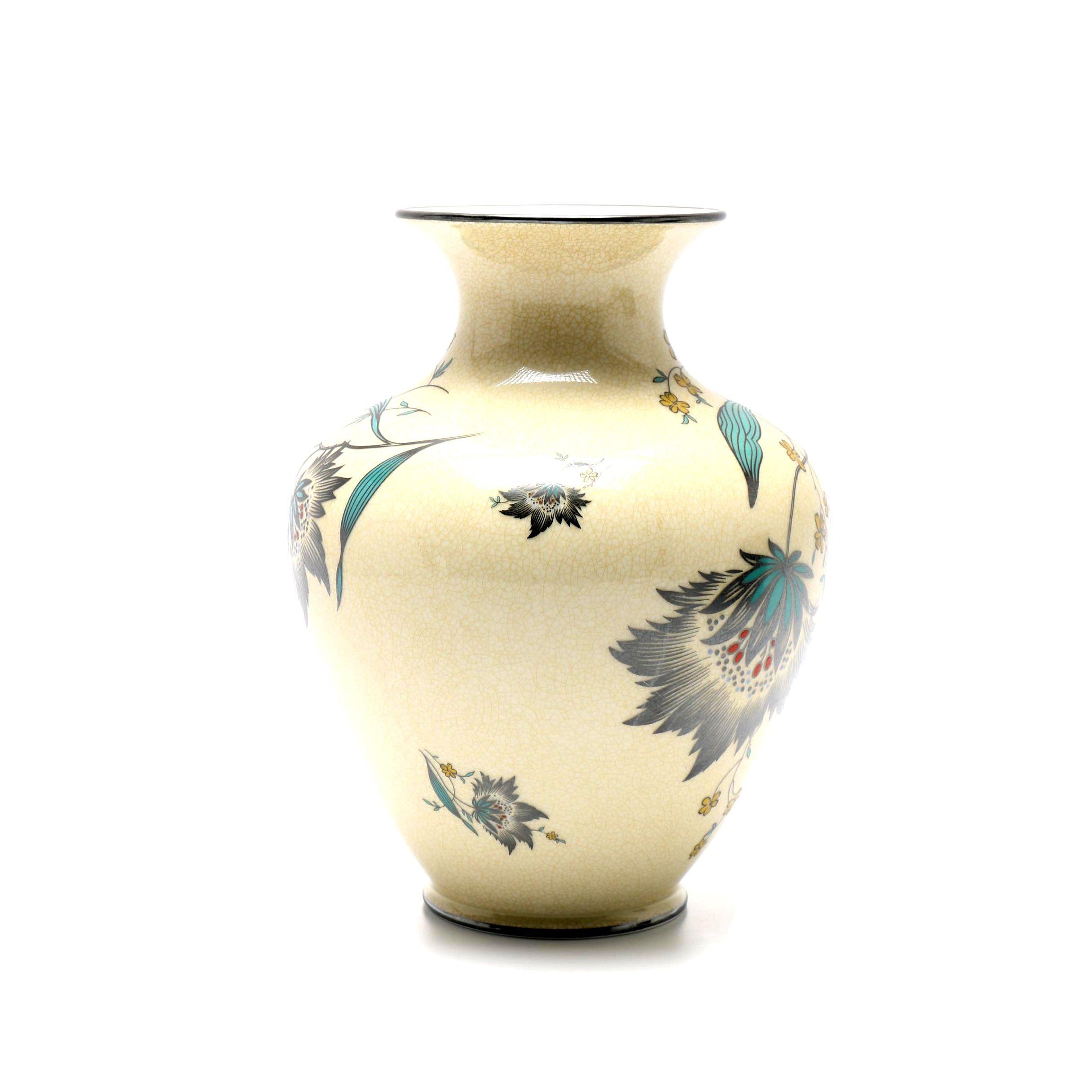 Thomas Pottery Vase C. 1939-52