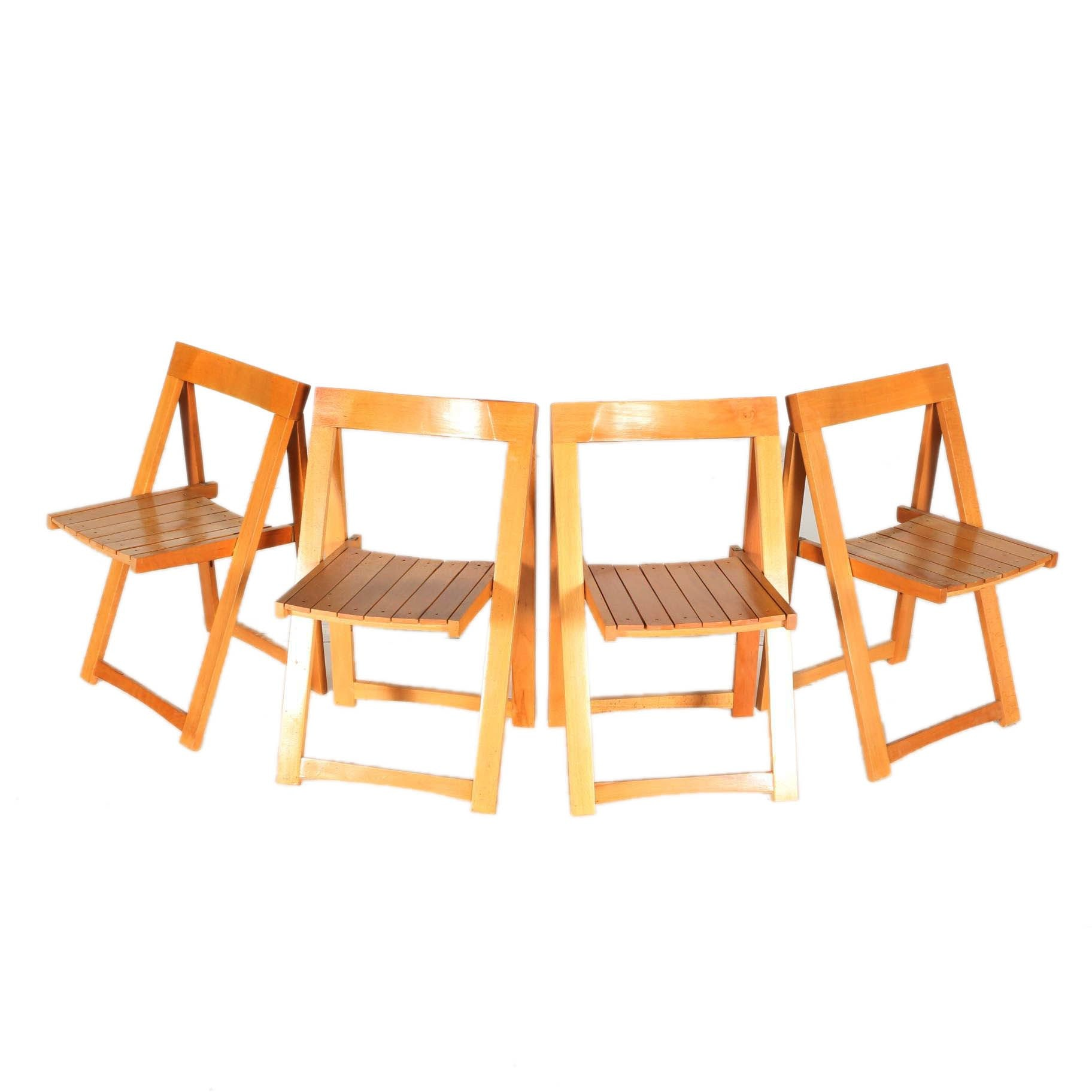 Contemporary Folding Chairs