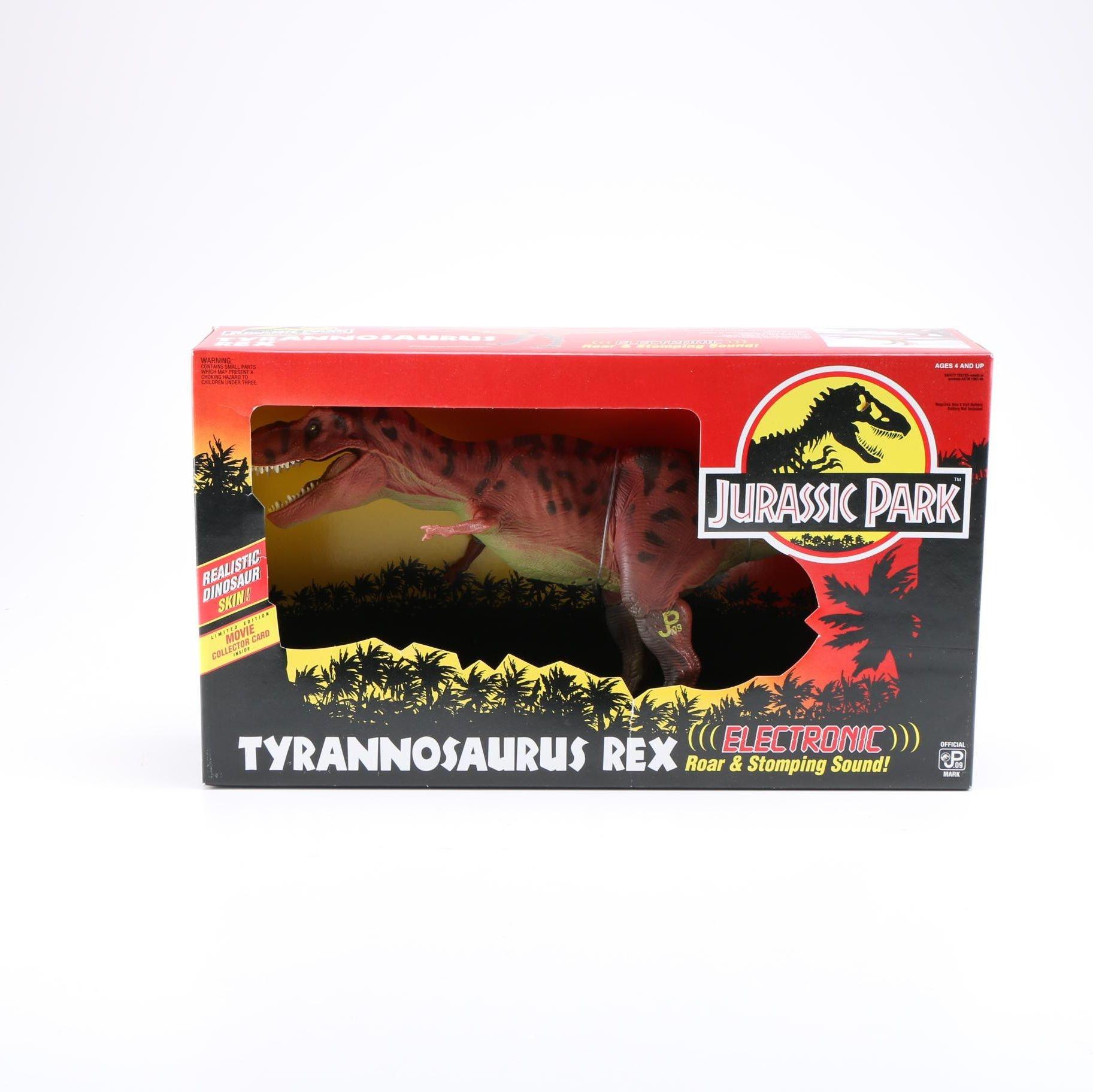 """""""Jurassic Park"""" Tyrannosaurus Rex Action Figure"""