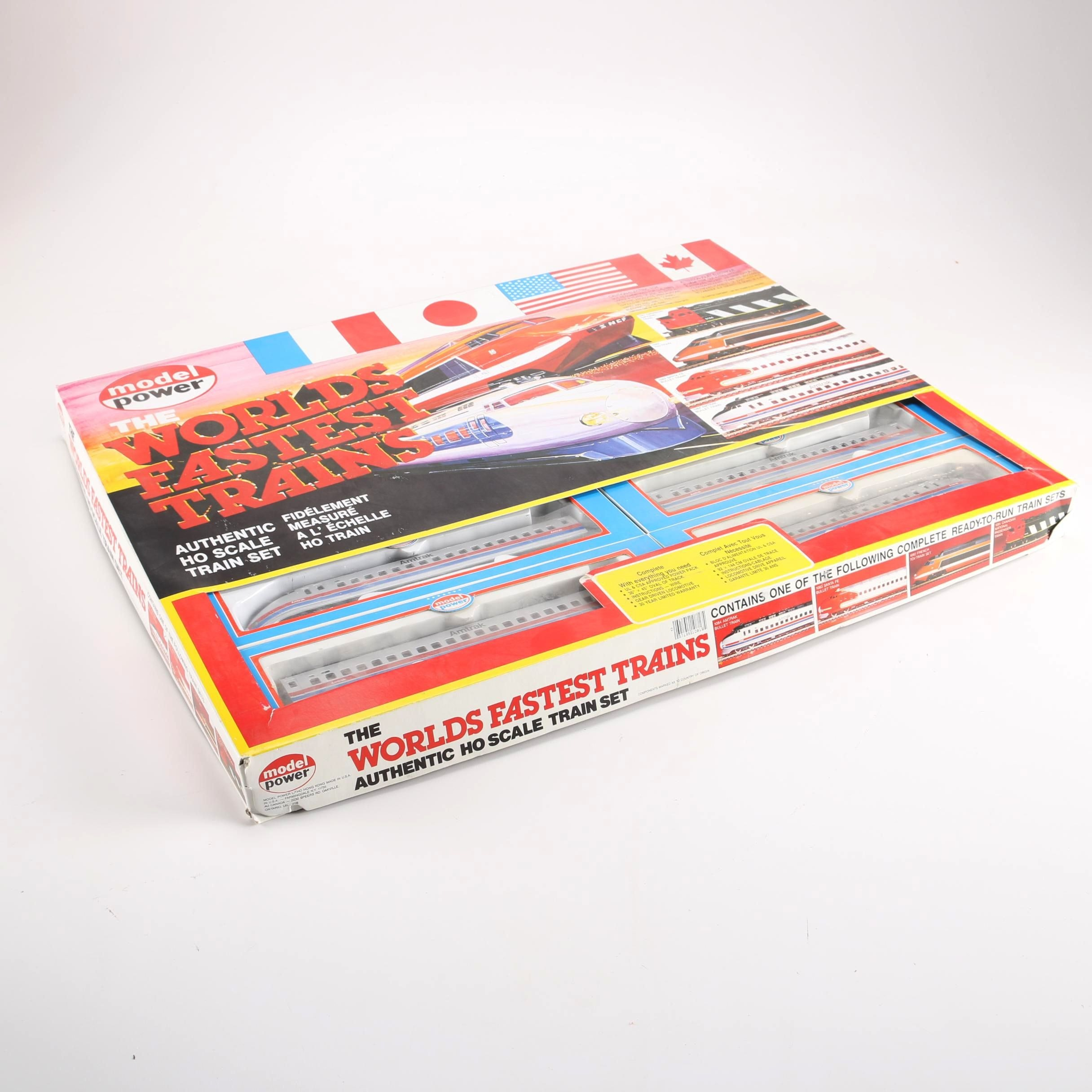 The Worlds Fastest Trains Box Set
