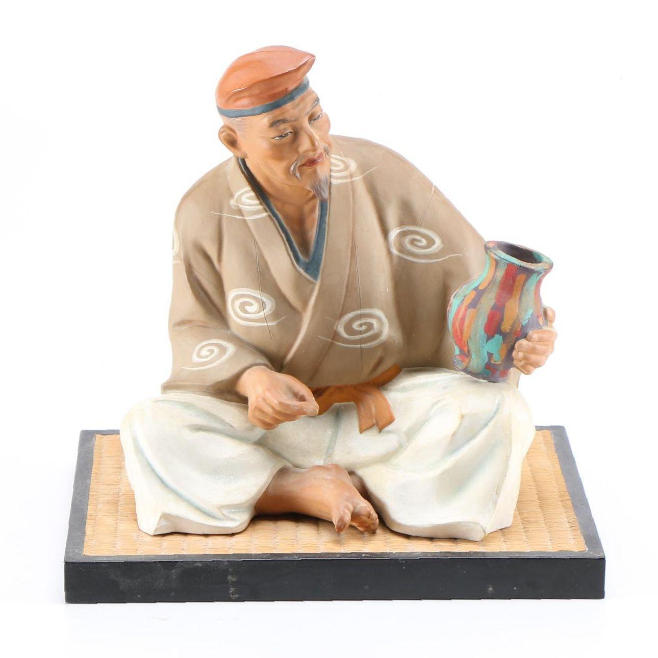 Japanese Hakata Doll