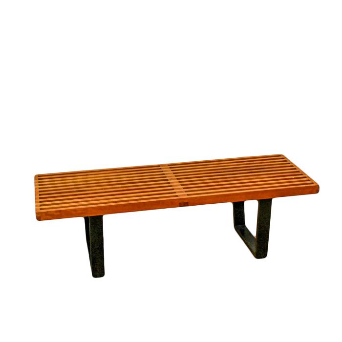 george nelson bench. George Nelson For Herman Miller Birch Platform Bench
